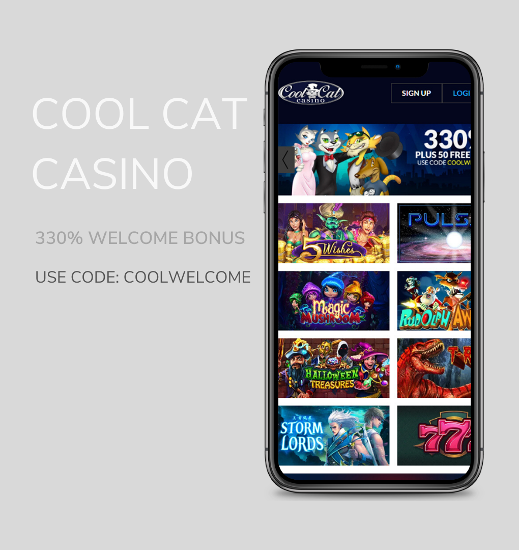 Cool Cat Casino Promotions