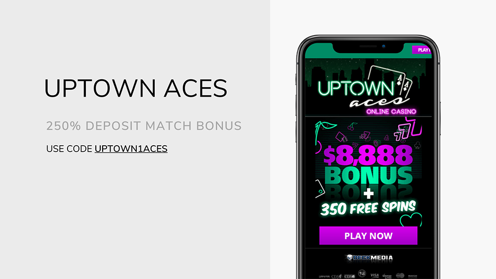 Uptown Aces Casino Promotions