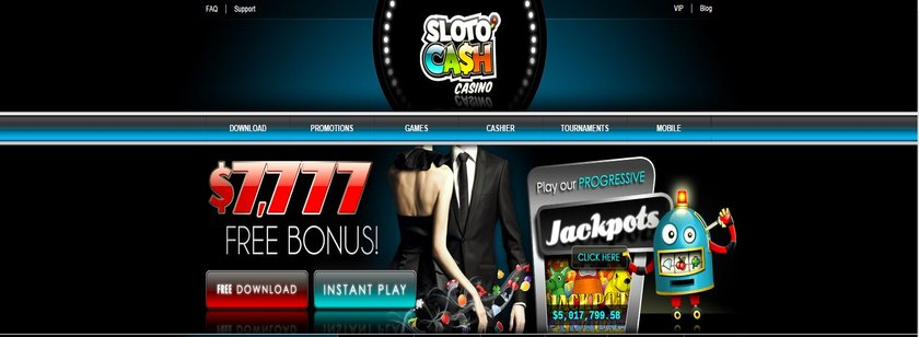 SlotoCash Promotions