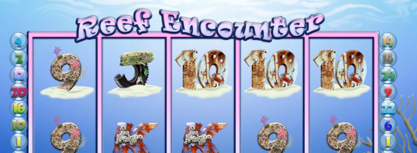 Reef Encounter Mobile Slot Game